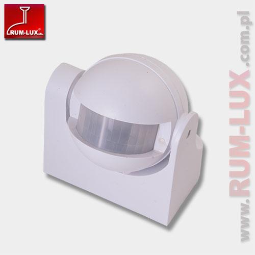 Czujnik ruchu natynkowy CRN-3 biały